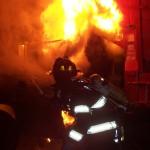 HARBOR RD TRUCK FIRE 006